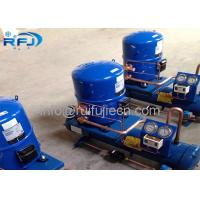 Wholesale Blue Color Water Cooled Condenser , Hermetic Compressor Condenser Unit from china suppliers