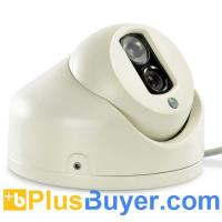 Wholesale Visimar - Vandal Proof CCTV Dome Camera (1/3 Inch SONY CCD, Infrared Array Light, 420TVL) from china suppliers