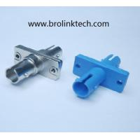 Wholesale ST Simplex Flange Type Adapter from china suppliers