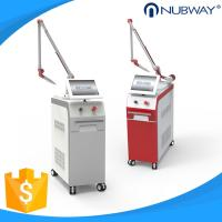 Wholesale Hot sale 1064nm/532nm Q switched nd yag laser tattoo removal beauty equipment / laser machine for skin tightening from china suppliers