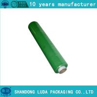 Wholesale china Handy colored shrink wrap lldpe polyethylene stretch film from china suppliers