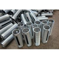 Wholesale China Steel prop sleeve, thread sleeves for props, Screw pipe from china suppliers
