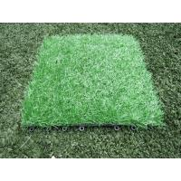 Wholesale Anti Corrosion Indoor Fake Artificial Grass Flooring with Plastic Base for Home from china suppliers