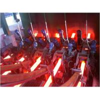 Wholesale 5 Strands Auto Flame Cutting CCM Continuous Casting Machine , Water Cooling R8M from china suppliers