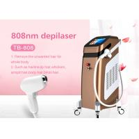 Buy cheap CE / ISO Approved  808nm Diode Laser Hair Removal / Depilation Beauty Machine For Salon Use from wholesalers