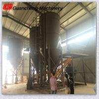 Wholesale Cylindrial 5.6T Grain Storage Silos / Steel Silo Storage System from china suppliers