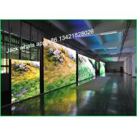 Wholesale IP65 Indoor RGB Led Screen Rental With Auto Power On / Off Die - Casting Aluminum from china suppliers