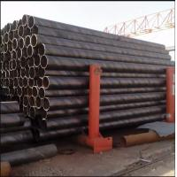 Wholesale API 5L Grade B Spiral Steel Pipe For Piling Pipe And Construction from china suppliers