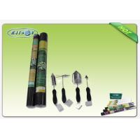 Buy cheap Oeko-Tex Test Approved Small Rolls 70g Black Color Garden Fleece Populared In Europe Market from wholesalers