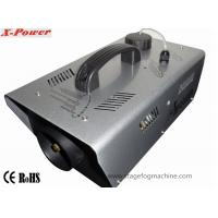 Quality Commercial Stage Fog Machine 900W CE/ROHS Approved Portable Fog Machine For TV Studios   X-06 for sale