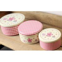 Wholesale Promotion Customized Small Metal Round  Tin Box For Candy And Cookies from china suppliers