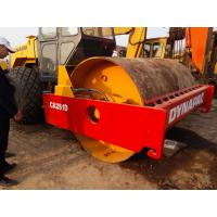 Wholesale High quality  good condition  Danapac used road roller CA251D for sale from china suppliers