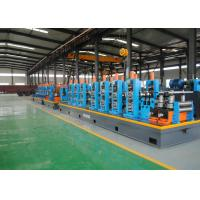 Wholesale High Precision ERW Tube Mill / Straight Seam Welded ERW Pipe Mill Machine from china suppliers