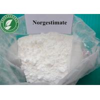 Wholesale High Quality Oral Steroid Powder Norgestimate For Preventing Pregnancy from china suppliers
