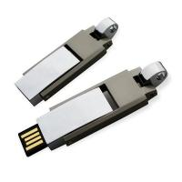 Wholesale Metal USB Flash Drives 2/4/8GB Memory with Logo Printing from china suppliers