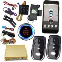 Buy cheap Reatime Online Smartphone Car Alarm System Cell Phone Remote Start Gps Vehicle Tracking from wholesalers