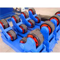 Boiler / Pressure Vessel Pipe Rotators for Welding , Self Aligning type