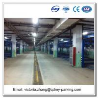 Buy cheap Double level vertical horizontal Underground Used Home Garage Car Lift from wholesalers