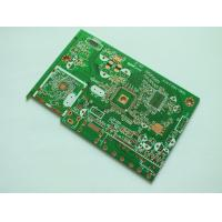 Wholesale Green Solder Mask 2 Layer Circuit Board Layout For Communication Industry HALOGEN FREE from china suppliers