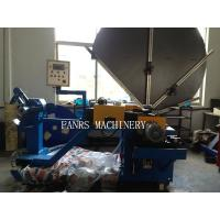 Wholesale Mitsubishi PLC Spiral Tube Forming Machine F1500C Two Working Styles from china suppliers