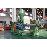 Wholesale Oil Heating Plastic Extruder Machine For PVC Film & Sheet Calender Line from china suppliers