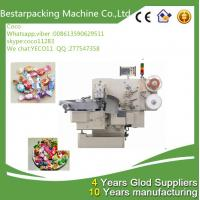 Wholesale Double twist hard candy wrapping machine from china suppliers