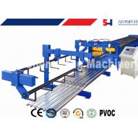 Wholesale Air-operated Metal Deck Roll Forming Machine High Frequency from china suppliers