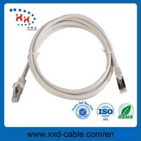 Wholesale Meet TIA/EIA 568B FTP CAT6A Patch Cable 24AWG with Fluke Test from china suppliers