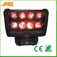 Wholesale 8 x 10w RGBW 4in1 / white color Spider Beam Moving head DJ Stage Lighting from china suppliers