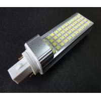 Wholesale Energy Saving G24 E27 9W AC100 - 245V 50 / 60HZ 156 * 35mm Aluminum LED Plug IN Tube Light from china suppliers