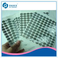 Quality Die Cut Custom Hologram Stickers Sheets For Airline Luggage / Baggage for sale