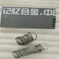 Wholesale nitinol wire spring ,NiTi SMA Springs 2pcs samples from china suppliers