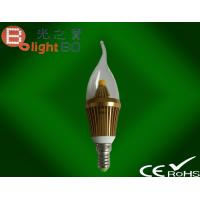 Wholesale E12 Fluorescent Dimmable LED Light Bulbs Energy Saving 90 Lm/w 800lm 10 Watt from china suppliers