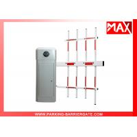 Buy cheap Intelligent Parking Barrier Gate for Parking Gate System Application With Three Fence from wholesalers