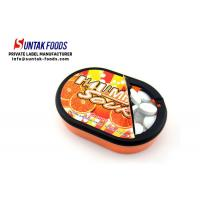 Wholesale Delicious Taste Colorful Sour Fruit Candy , Sugar Free Sour Candy Orange Flavor from china suppliers