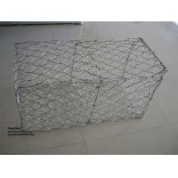 Buy cheap Welded/Hexagonal Gabion Box Stone Cage Gabion Wire Mesh Cage from wholesalers