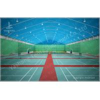Wholesale Sports Hall Canopy Outside Event Tents Heat Resistant with Corrugated Sheet Wall from china suppliers