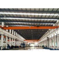 Wholesale 5 Ton Electric Single Girder Overhead Crane , Warehouse Overhead Travelling Crane from china suppliers
