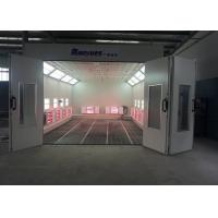 Wholesale 6.9m Standard Car Spray Booth Infrared Heating High Efficiency For Garage Usage from china suppliers