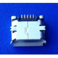 Wholesale guangzhou SMT MICRO USB connectors, 5Pins, female from china suppliers