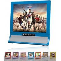 "Wholesale High Definition 15 "" Blue LCD AD Player With Infrared Remote Control from china suppliers"