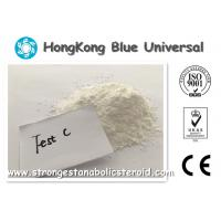 Wholesale Raw Anabolic Steroids Powder Testosterone Cypionate / Test Cyp For Bodybuilding from china suppliers