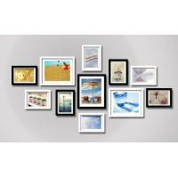 Wholesale promotion Wood Photo Wall,oil painting frames,wooden frames from china suppliers