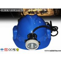 Quality IP67 GL5-B LED Mining Light 10000 Lux 478g Weight 1200 Battery Cycles for sale
