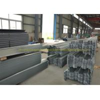 Wholesale Galvanized Corrugated Steel Floor Decking Sheet Composite Metal Deck from china suppliers