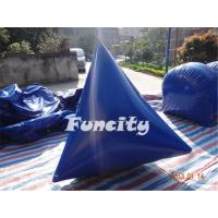 Wholesale Airtight Inflatable Sport Games , Paintball Field Bunkers Giant M 44pc from china suppliers