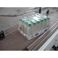SS Semi Automatic Bottle Packing Machine For Small Capacity Plastic Bottle