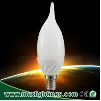 Wholesale ceramic candle bulb,e14 led bulb,5W led bulb,e14 bulb,best led light bulbs,led supplier from china suppliers