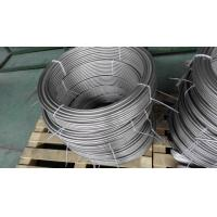 Wholesale ASTM A213, ASTM A269,EN10216-5 Seamless SS Pipe Stainless Coiled Tubing For Heater Tubing Line from china suppliers