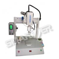 Quality Flexible Automatic Micro Embedded Industrial Computer Control Soldering Machine for sale